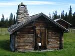 log cabin I
