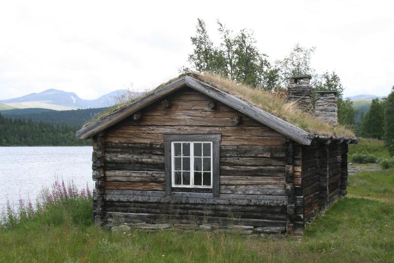 log cabin II