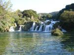Krka waterfalls II