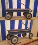 old handcart