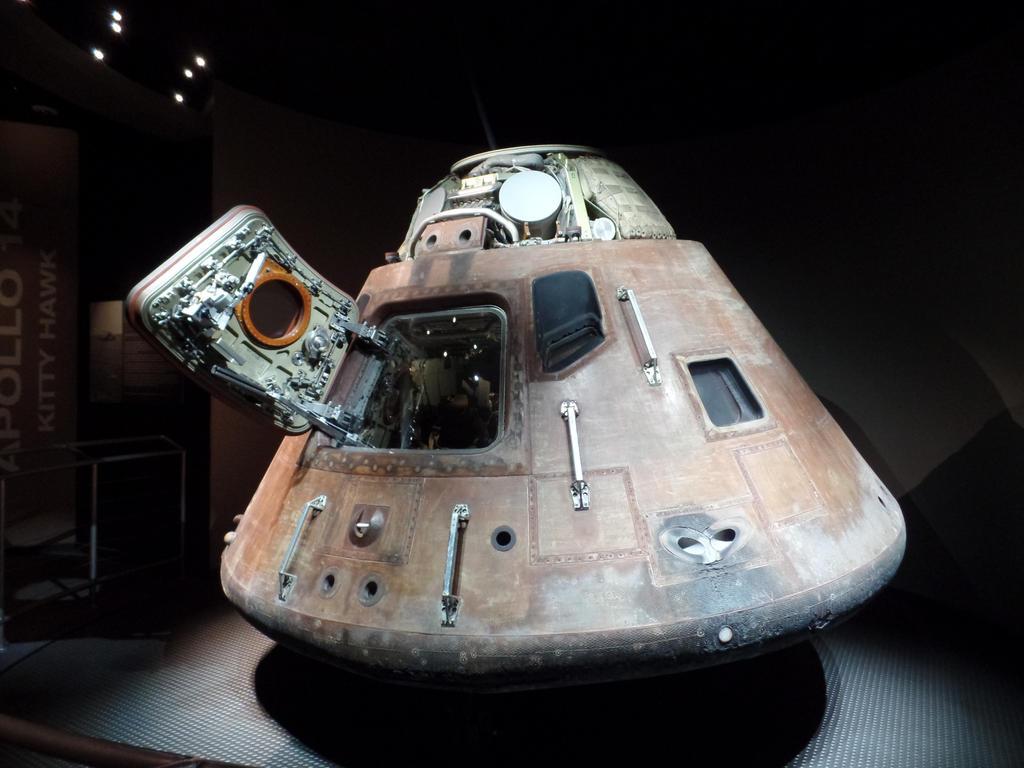space capsule by two-ladies-stocks