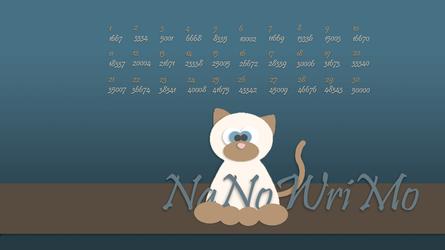 NaNoWriMo Cat
