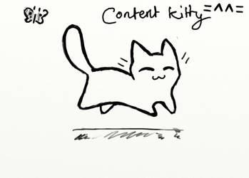 Content Kitty by tashasplasha