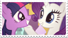 RariTwi stamp by SweetLeafx