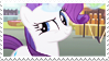 Rarity stamp by SweetLeafx