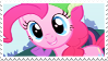 Pinkie Pie stamp by SweetLeafx