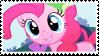 Pinkie Pie stamp by SweetLeafx