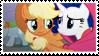 RariJack stamp by SweetLeafx