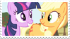 TwiJack stamp by SweetLeafx