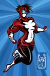 The Ocelot - OC Superhero