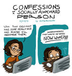 Confessions of a Socially Awkward Person...