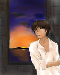Desolate And Empty The Sea by ki-chan