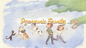 Dyenamic Family Banner