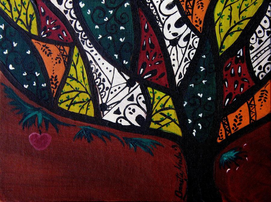 Apple Tree by butterflyannie