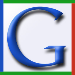 Google 'G' Dock Icon by qyasogk