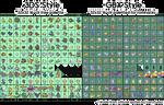 Gen 8 (Galar) Menu/Box Sprites 32x32/16