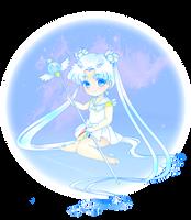 Sailor Cosmos by Yurine-sama