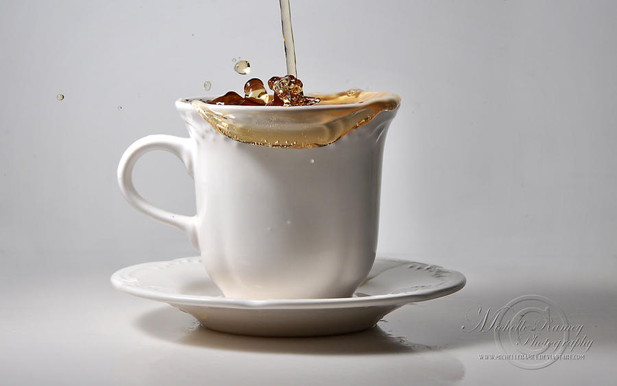 Tea Time II by MichelleRamey
