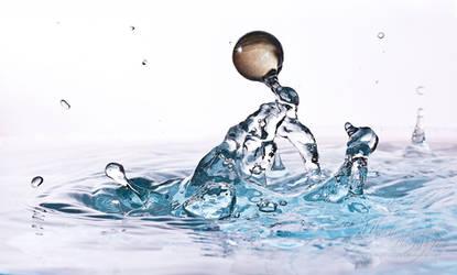 Splash: Chaos by MichelleRamey