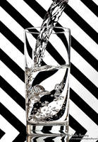 Optical Illusion II by MichelleRamey