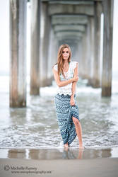 007 Rainy Day Pier by MichelleRamey