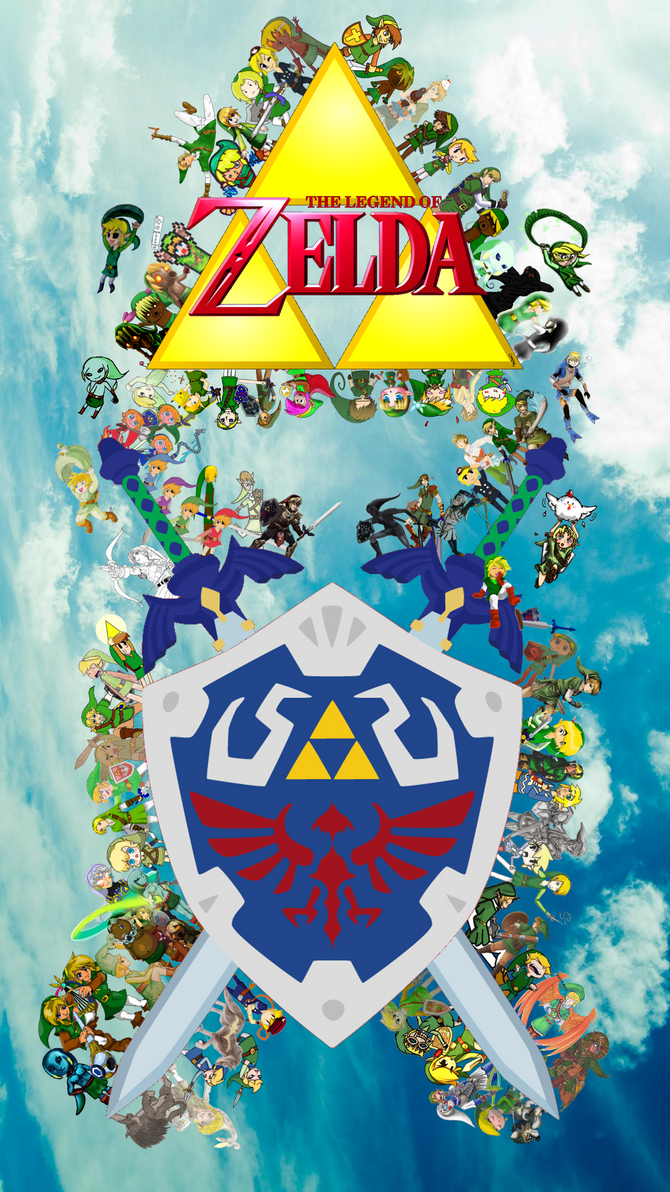 BIG Legend of Zelda Mass Collab!!! by Colonel-Majora-777