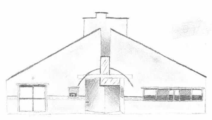 Vanna Venturi House by Colonel-Majora-777