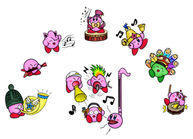 Every Kirby Ever #4 by Colonel-Majora-777