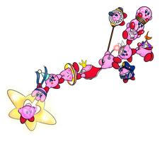 Every Kirby Ever #38 by Colonel-Majora-777