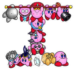 Every Kirby Ever #46 by Colonel-Majora-777