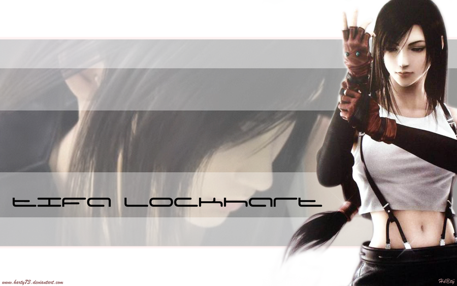 Tifa Lockhart Wallpaper By Harty73