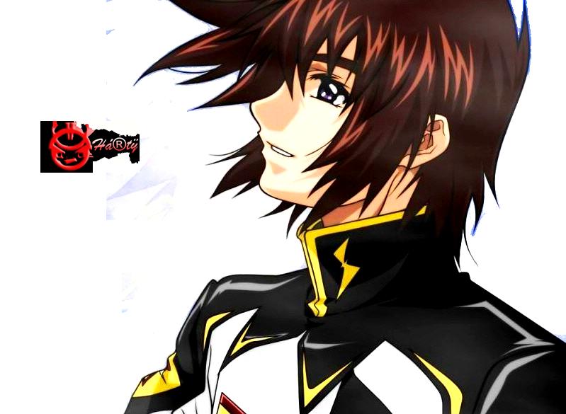 Kira yamato render by harty73 on deviantart - Yamato render ...