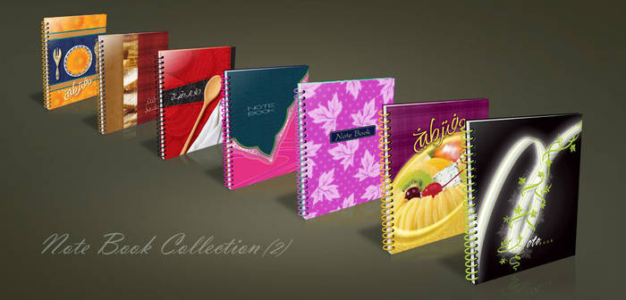 Note Book Collection 2