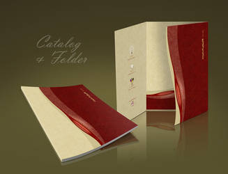 Catalog and Folder by djamala