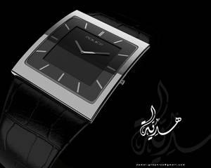 Modeling of wristwatch