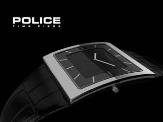Modeling of wristwatch 2