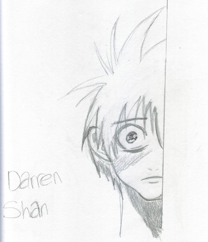 Darren Shan by Zimnio