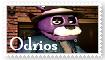 Odrios fan stamp by LumenBlurb