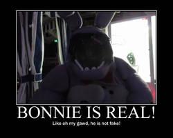 Bonnie is real by LumenBlurb