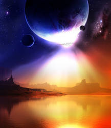 Celestial Spotlight v.2 by sanosoke