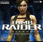 Tomb Raider Underworld CD - F