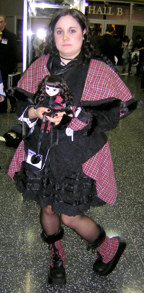 ACen 2005 - PullipPlaid Lolita by spookydarling