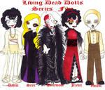 Living Dead Dolls Series Five