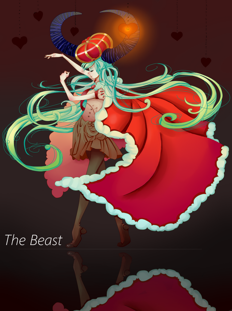 The Beast by MagicalOtaku