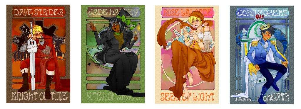Beta Kids by MagicalOtaku