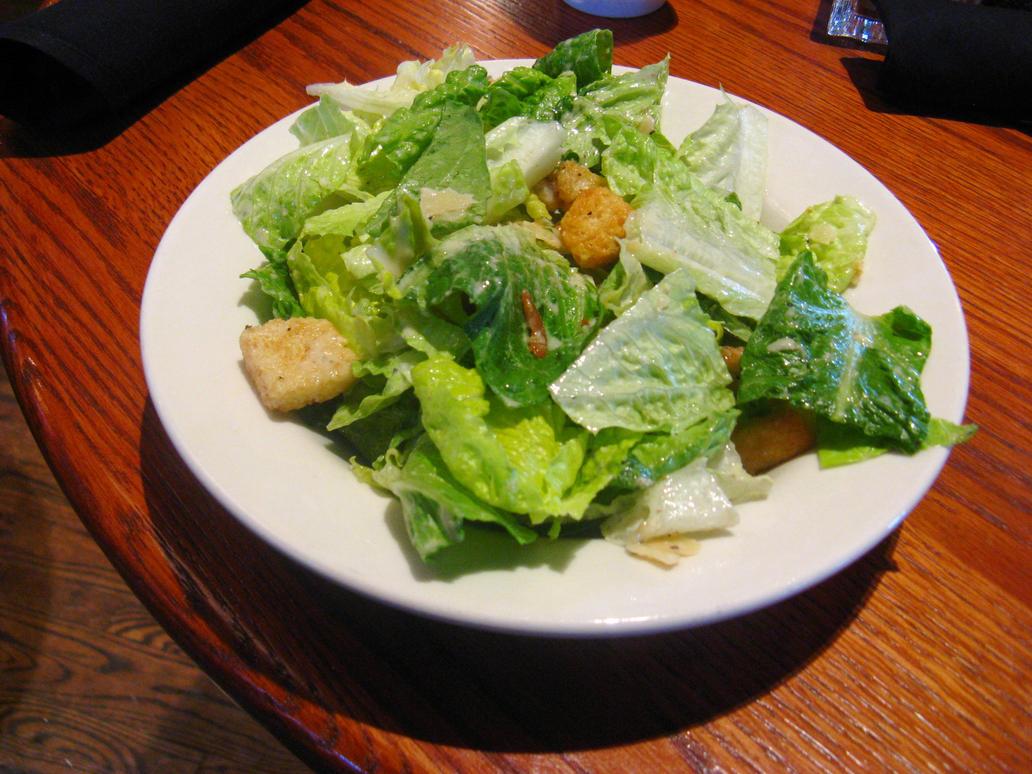 Цезарь салат своими руками 51