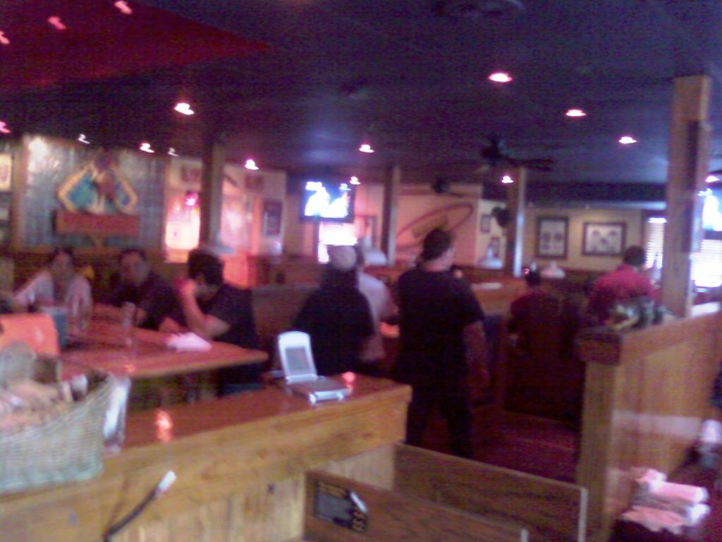 Inside Outback Steakhouse By Bigmac1212 On Deviantart