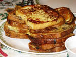 French Toast for X-mas