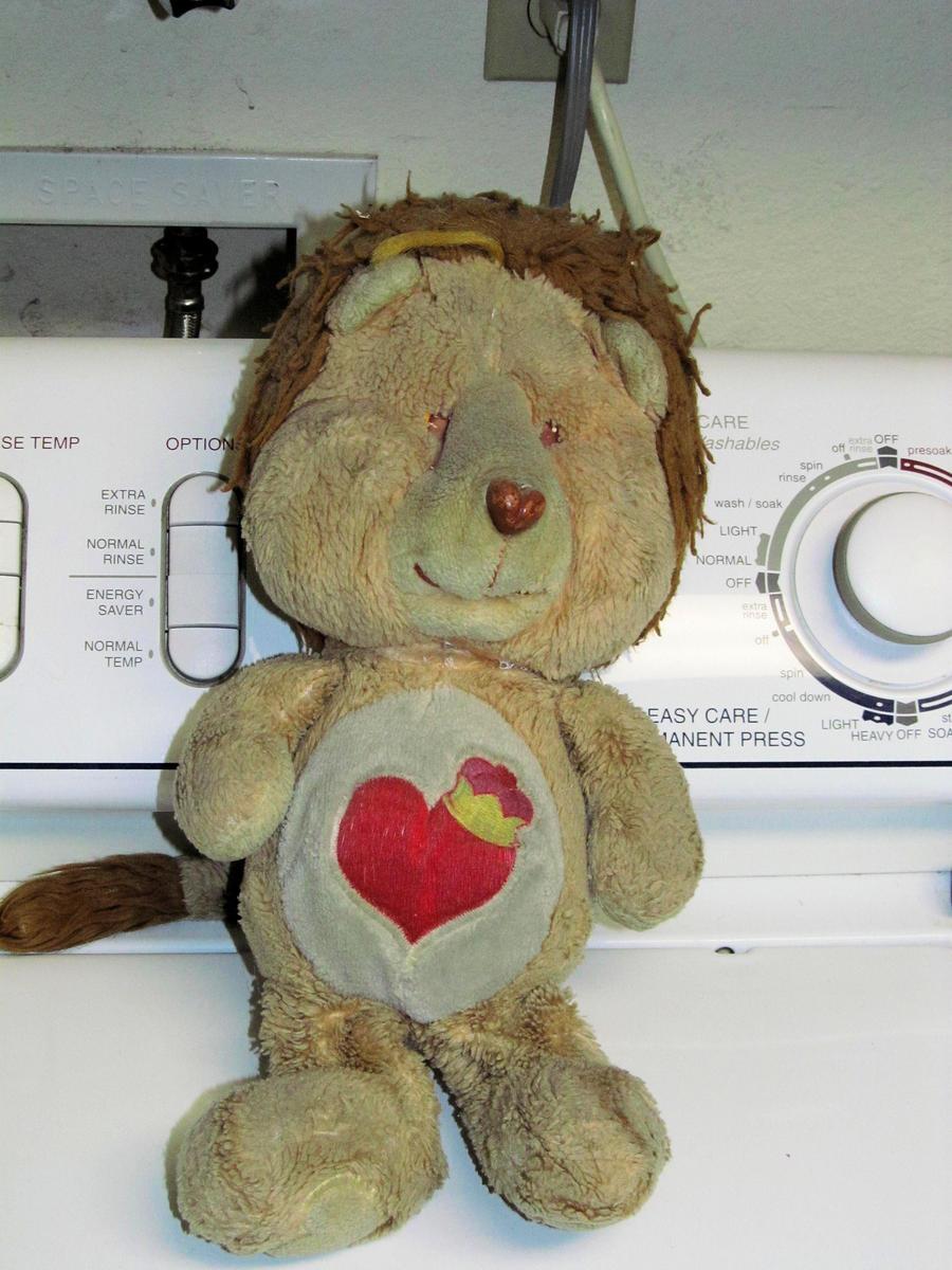 Braveheard Lion Doll by BigMac1212