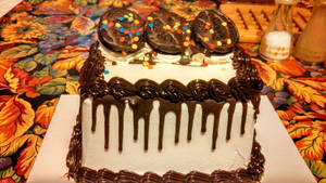 2012 Birthday Ice Cream Cake by BigMac1212